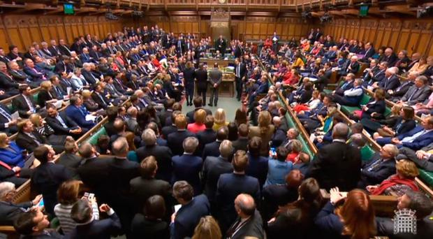 MPs pack the Commons
