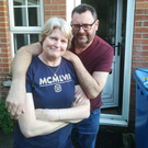 Ann and Brian Beattie have been foster carers for 14 years
