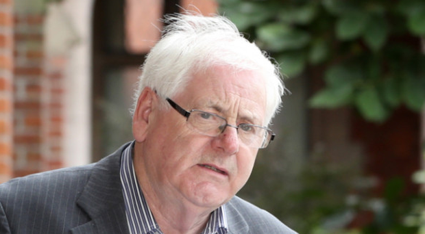 Michael Gallagher, whose son Aidan died in the 1998 Omagh bomb.