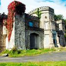 Before: Killeavy Castle, which dates from 1836, has been given a major facelift