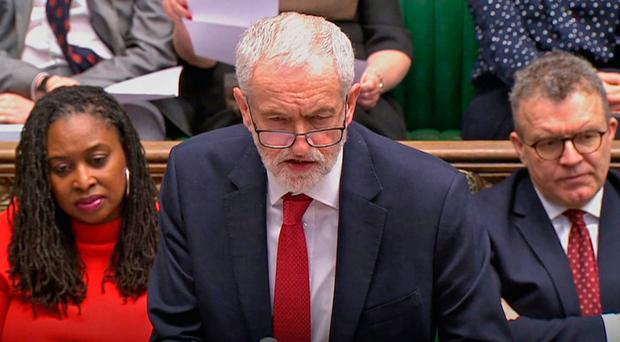 Brexit: Government offers 'no change' to deal, says Labour