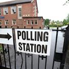 Polling stations will be busy in May