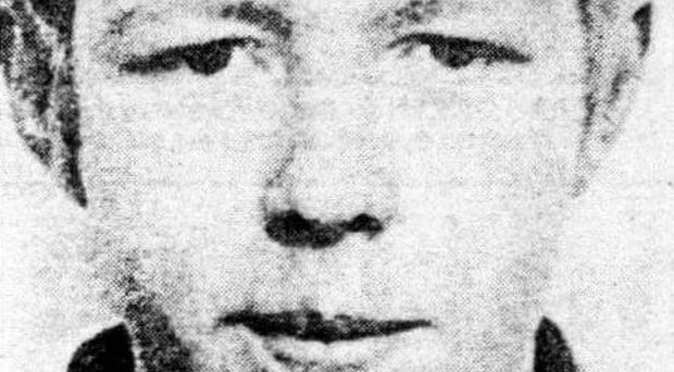 Alan Johnston who was killed by the IRA in 1988