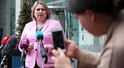 Secretary of State for Northern Ireland Karen Bradley