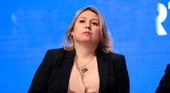 Karen Bradley is under fire again