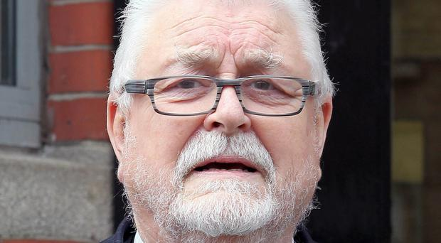 Unionist peer Lord Maginnis