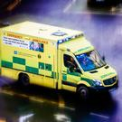 The NI Ambulance Service struggled to find enough staff to cover shifts at the weekend