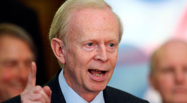 The UUP's Lord Reg Empey