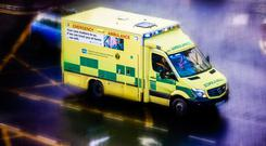 The father of a three-month-old baby boy who drove his son to hospital himself for life-saving surgery after an ambulance was re-tasked to another 999 call has hit out at a new system for dealing with emergency calls
