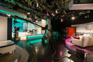 UTV's studio space has been home to numerous programmes over the past six decades