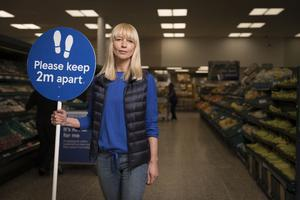 Supermarket sweep: Sara Cox on BBC documentary Keeping Britain Fed