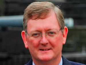"Lord Jonathan Caine said leaving without a deal would have a ""severe economic impact"" on Northern Ireland"