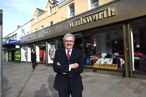 Fred Wadsworth of Wadsworth of Newcastle