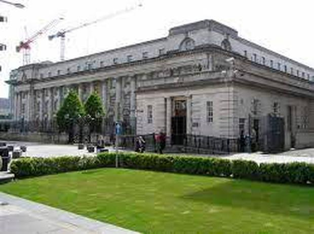 Belfast's Royal Courts of Justice