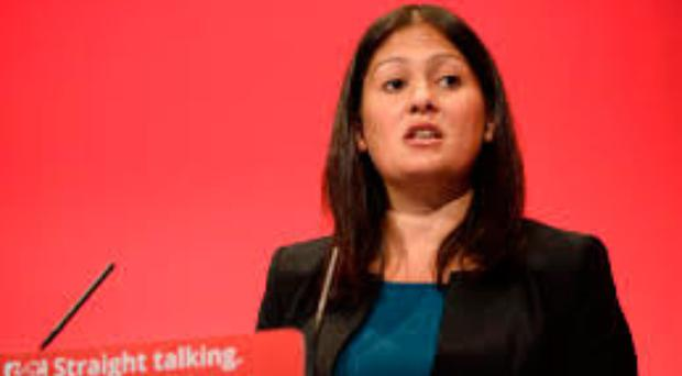 Review concerns: Lisa Nandy