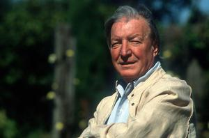Tough interviewee: politician Charles Haughey