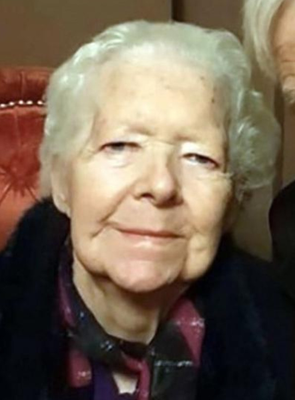 Mary O'Connell, 86