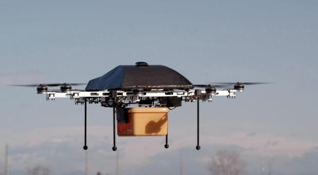 The 'abortion drone' will carry drugs across the border from the Republic next week where it will be met by activists who will then ingest the pill at the drop site