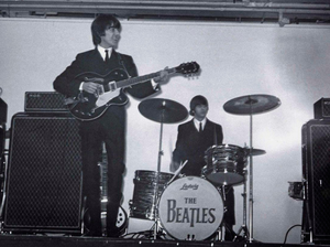 The Beatles at King's Hall in 1964