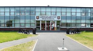 Lisnagarvey High School