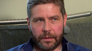 Tortured: Kevin Lunney was abducted and beaten by criminals