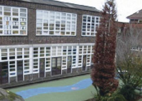Edenbrooke Primary School in the Shankill