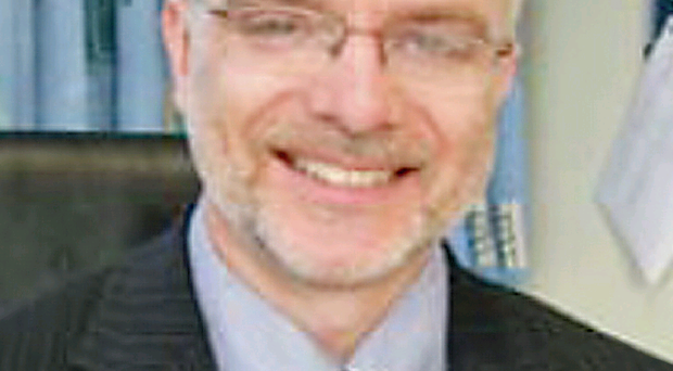 Nigel Frith is the principal of Drumragh Integrated College