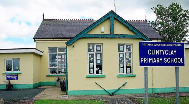 Clintyclay Primary School in Co Tyrone planned to change its status from Catholic to integrated