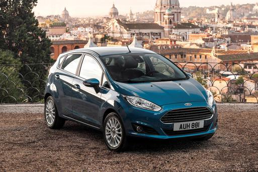 1. 2,037 Ford Fiestas were sold in August