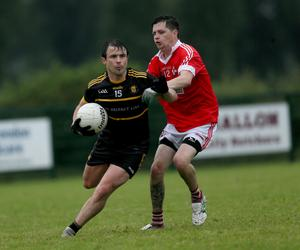 Trailblazer: Dave McGreevy in action for East Belfast GAA against St Michael's