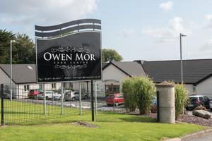 Owen Mor Care Centre in Londonderry