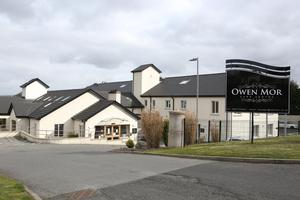 A grandmother who died from Covid-19 after contracting the deadly virus at Owen Mor Care Centre had beaten cancer, her family has revealed