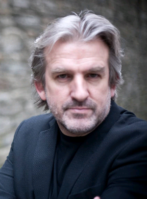 Pianist, composer and conductor Barry Douglas