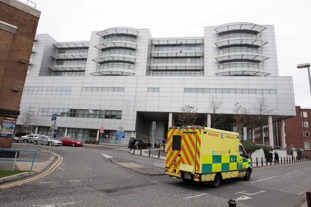 Boy (8) is in a critical condition in the Royal Victoria Hospital