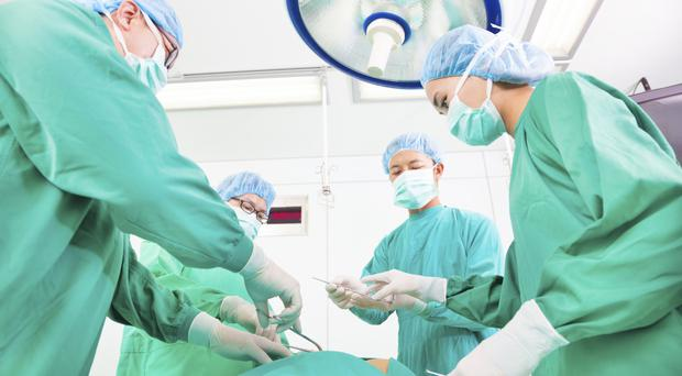 Nearly 180 patients have had their operations shelved