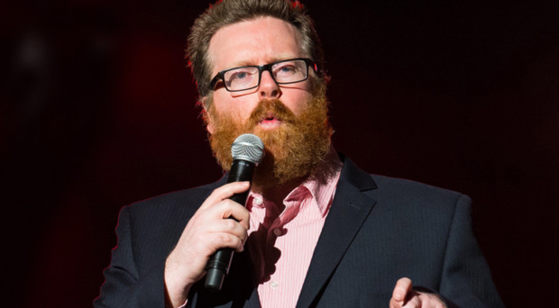 Frankie Boyle is known for his close to the bone humour