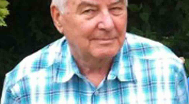 Don Bell who was diagnosed with dementia four years ago
