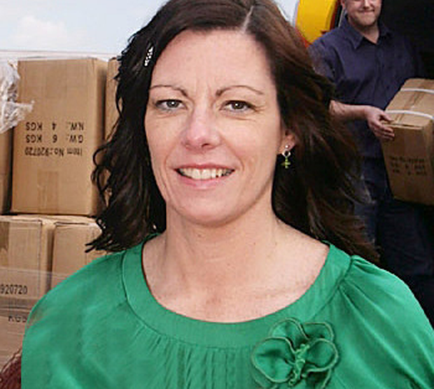 Stephanie Leckey, area development manager at BHF NI