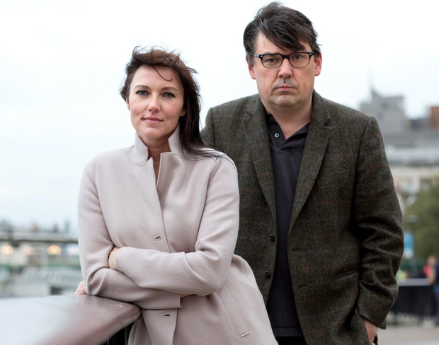 Graham Linehan and his wife Helen say their activism over abortion is a result of their own traumatic experience