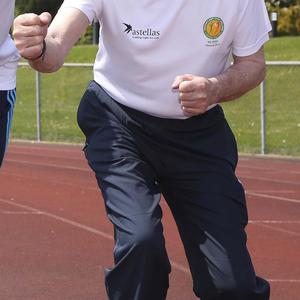 John McAleer will compete in the games in Finland