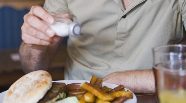 We're eating nearly 50% more salt than is recommended by health experts
