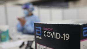 The Department for Health has reported another 10 coronavirus-linked deaths and 1,304 new cases.