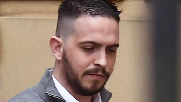 Liam Whoriskey who is accused of murdering Kayden McGuinness