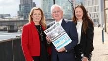 Electric Ireland has been confirmed as the main sponsor of this year's prestigious Belfast Telegraph Property Awards