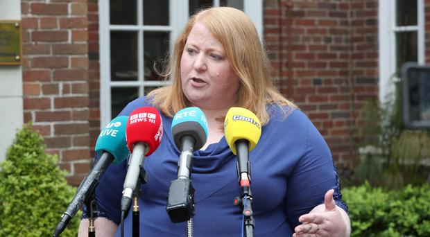 New Justice Minister Naomi Long