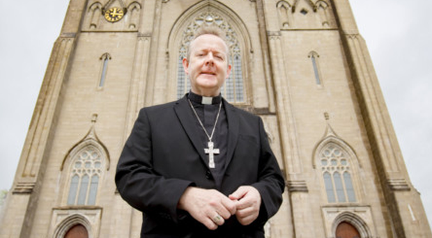 The Archbishop of Armagh, Eamon Martin