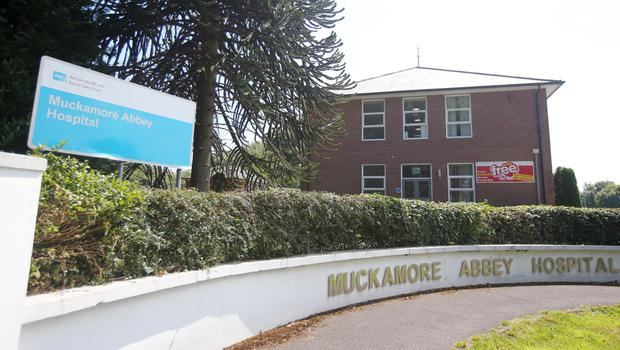 Muckamore Abbey Hospital has seen almost 30 staff suspended
