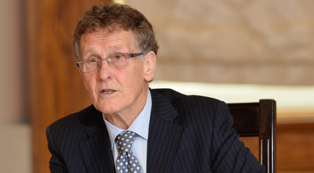 Sir Patrick Coghlin is the chair of the RHI Inquiry