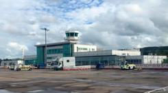 City of Derry Airport's governance committee will be updated on its finances