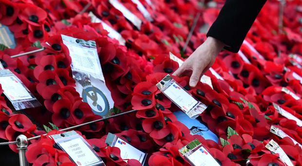 Sunday marked the centenary of Armistice Day.